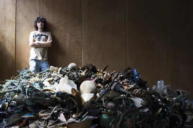 Der Müllmann der Meere?