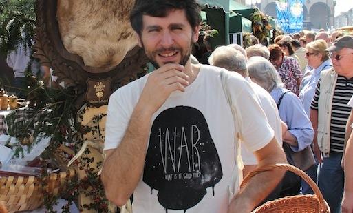Antonio Zavagli über den Bauernmarkt
